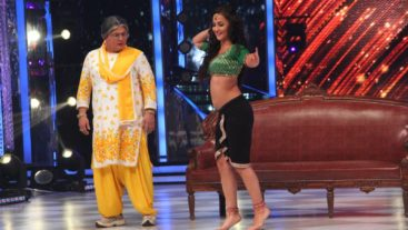 Dadi challenges Elli for a dance-off in Week 13 #Jhalak