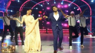 Deepika and Arjun make the judges shake their Bootiya! #Jhalak