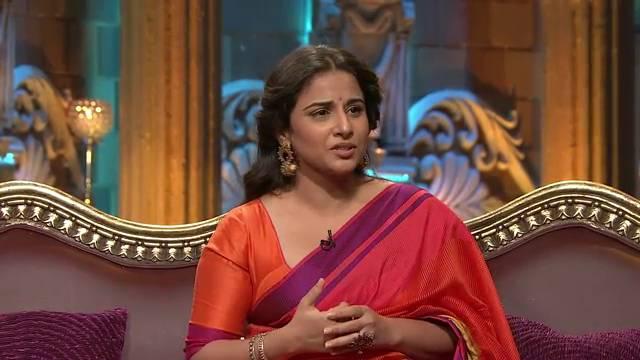 Deleted scenes: Vidya Balan #Part 1 #TheAnupamKherShow