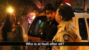 Dhanak and Raghu arrested...