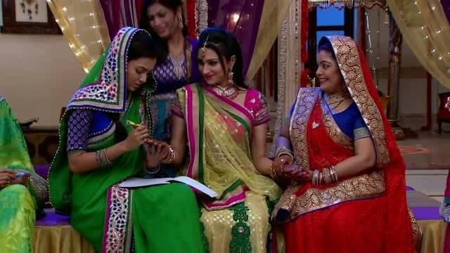 Dhara writes Jai's name: Ep-143, Sanskaar-2 #Seg 5
