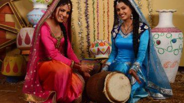 Dhol, Dance & Jashn on the sets of Bani!