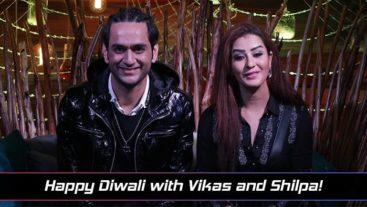 Diwali celebrations but not without Shilpa and Vikas!