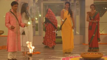 Diwali finally comes to Bigg Boss House!