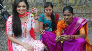 Drashti gets creative on Mission Sapne!