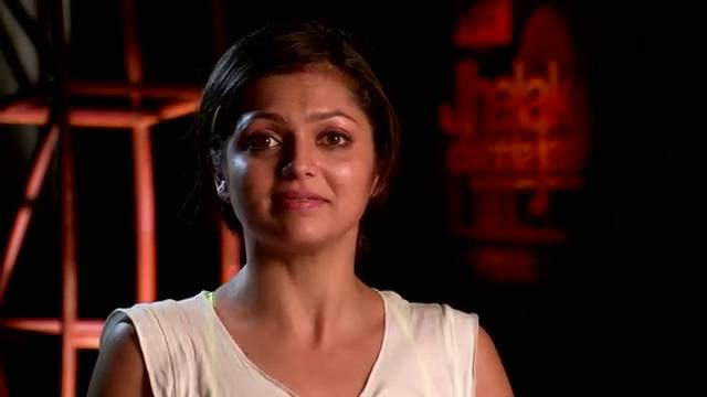 Drashti hopes to do the act well