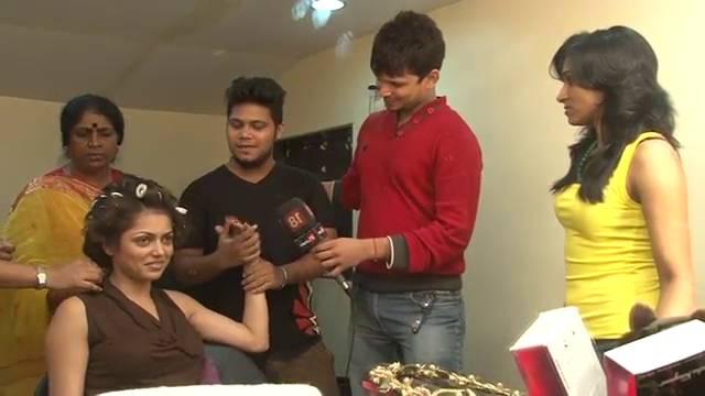 Drashti's gang #Jhalak Dikhhla Jaa – Season 6