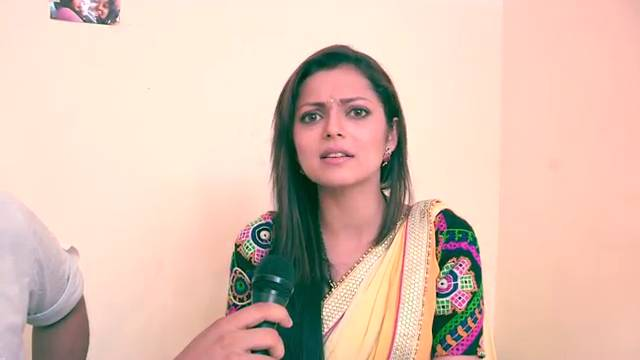 Drashti's special message for her fans #Madhubala
