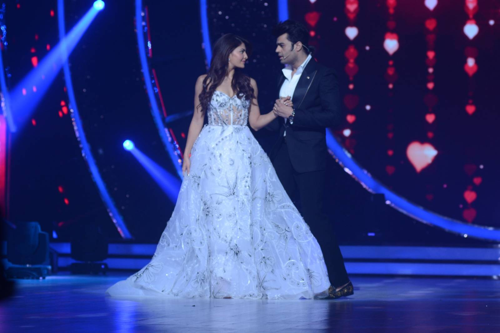 JDJ9 Finale: Cute moments of Jacqueline Fernandez With Manish Paul Perfectly Captured During The Season
