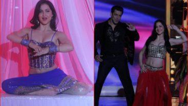 Elli's Bigg tribute to Bollywood divas!