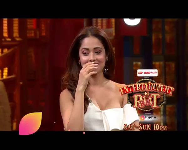 Entertainment Ki Raat: Actress Nushrat Bharucha & Balraj Syal play a prank on former's mother!