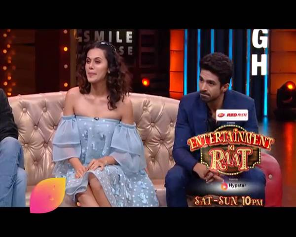Entertainment Ki Raat: Do you know why Taapsee Pannu doesn't do item numbers?