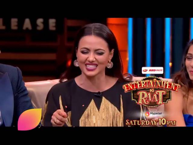 Entertainment Ki Raat: Maniesh paul, Shaan, Sana Khan and Tanisha Mukherjee to have a blast this weekend!