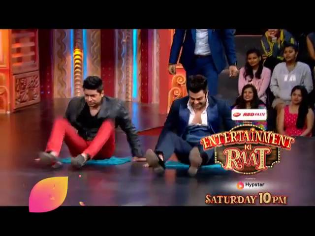 Entertainment Ki Raat: This weekend is going to be full of laughter!