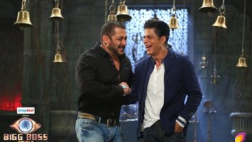 Exclusive: 5 epic scenes that Salman and SRK recreated from the classics in the BB promos!
