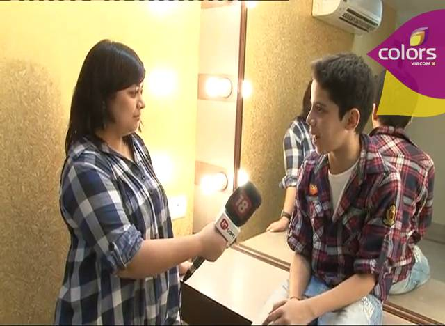 Exclusive interview with Darsheel #Jhalak Dikhhla Jaa