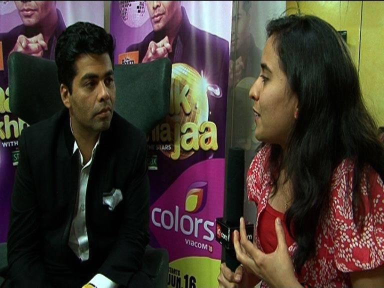 Exclusive interview with Karan Johar
