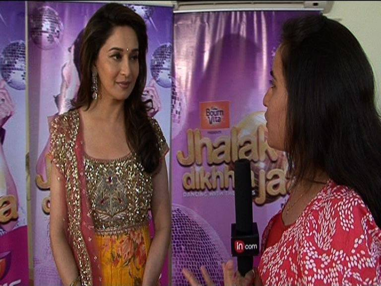 Exclusive interview with Madhuri Dixit