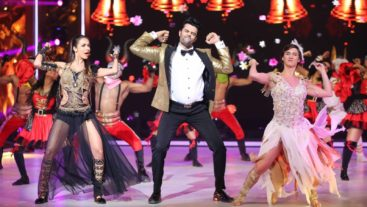 Exclusive: Jhalak Judges Take To The Dance Floor!