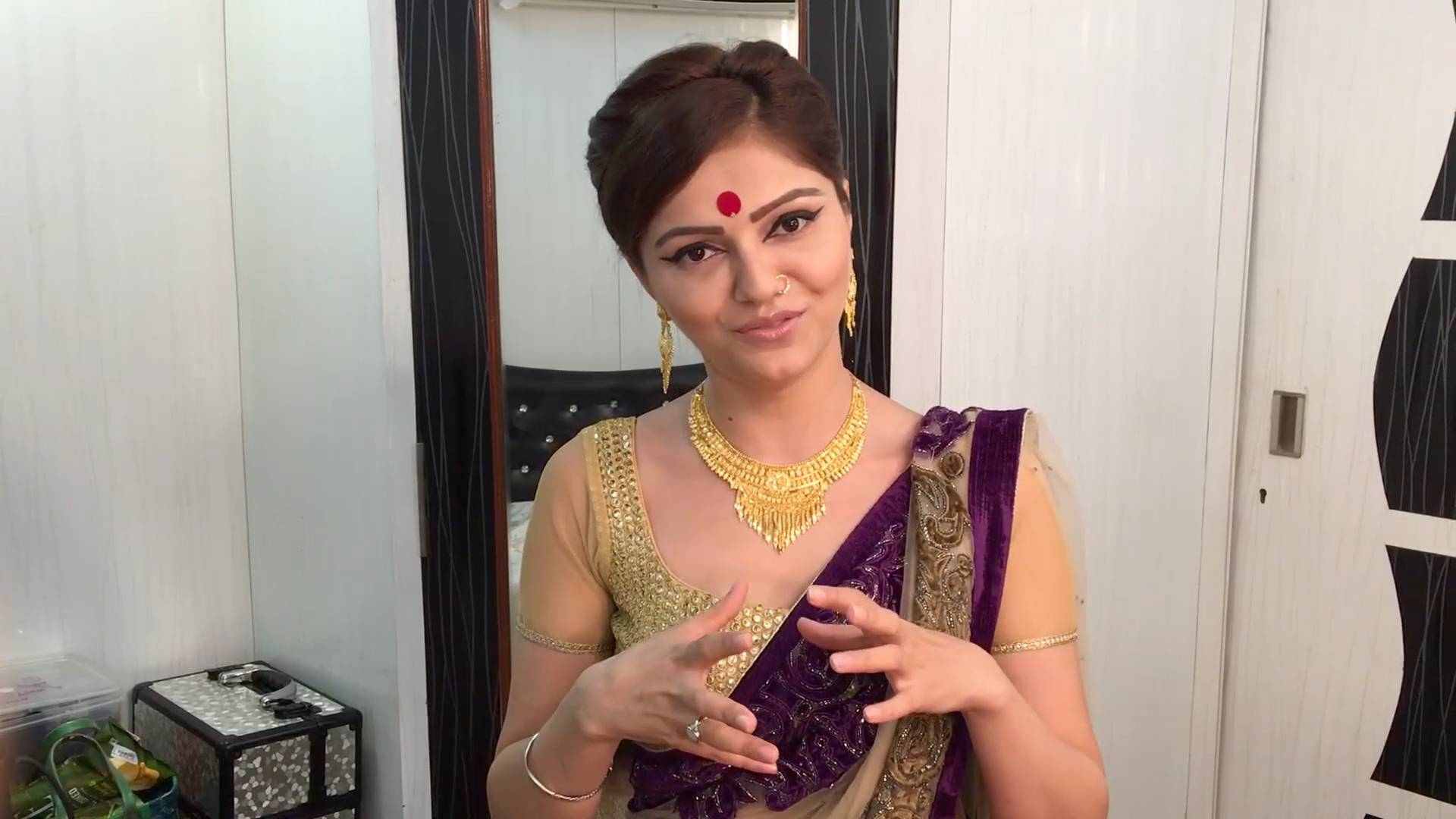 Exclusive: Rubina Dilaik talks about completing 100 episodes on Shakti!