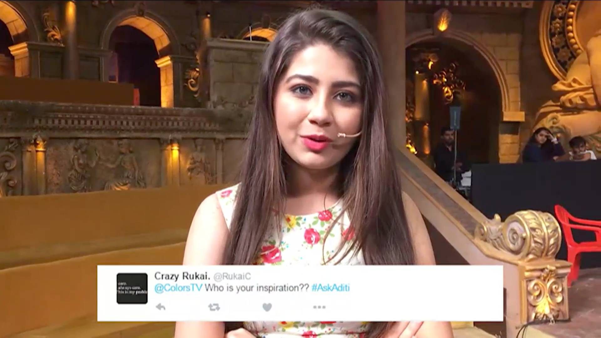 Fans get to know more about Aditi Bhatia through their questions!