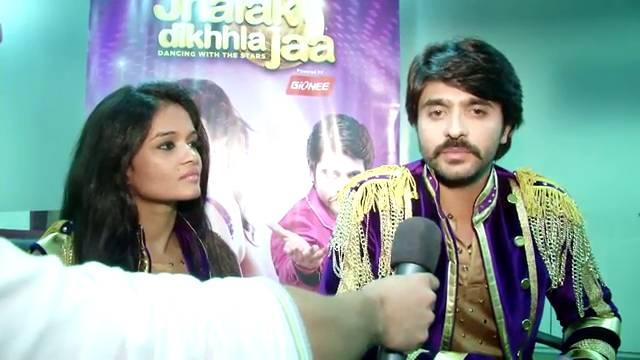 Fans' love gives me strength: Ashish #Jhalak