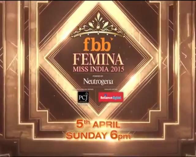 FBB Femina Miss India 2015