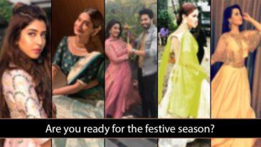 Festive season got us like…