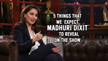 Five Things That We expect Madhuri Dixit To Reveal On The Show