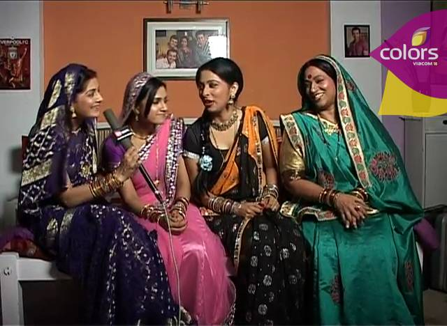 Friendship day with Imarti Devi and her bahus #Kairee