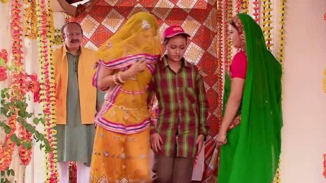 Ganga rescues the bride: Ep-1601, Balika Vadhu #Seg 5