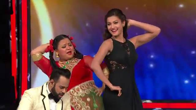 Gauahar performs on IGT: IGT5,Grand Finale Ep-17, #Seg-17
