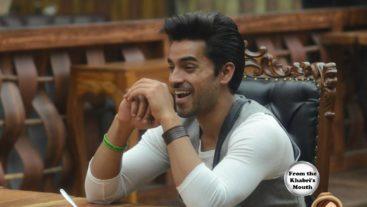 Gautam says he will make way through Pritam and Ali's hearts!