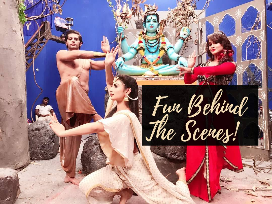 Behind The Scenes With The Fabulous 'Naagin 2' Cast!