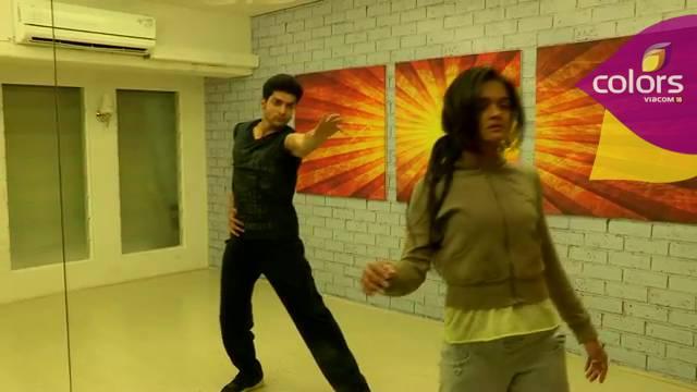 Gurmeet does a Zouk #Jhalak Dikhhla Jaa