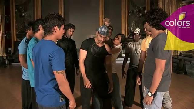 Gurmeet's group dance rehearsals #Jhalak Dikhhla Ja