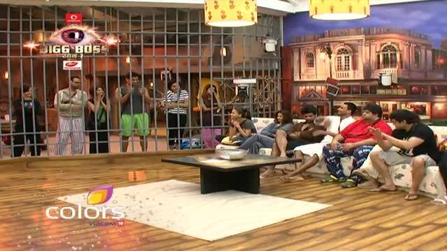 Highlights of Bigg Boss-Saath 7