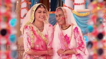 Holi brings happiness in Anandi and Jagya's life# Balika Vadhu Weekly Recap 6th April-12th April