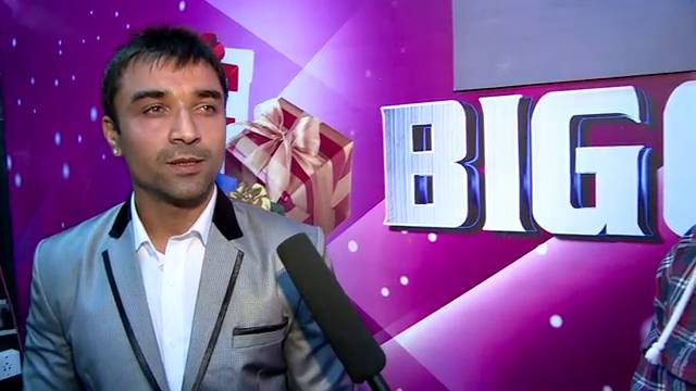 I just wanted to entertain everyone: Ajaz