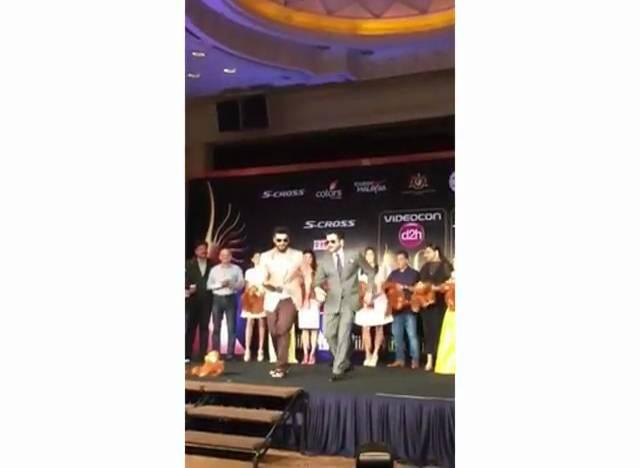 IIFA 2015 highlight: Anil Kapoor and Arjun Kapoor's Jhakas dance on IIFA Rocks!