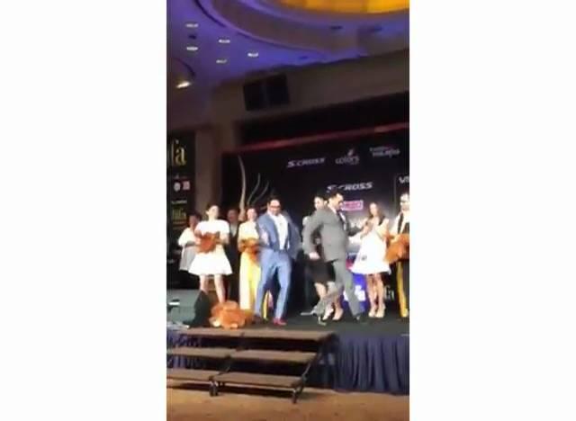 IIFA 2015 Highlights: Anil Kapoor leads the Bollywood gang to the dance floor!