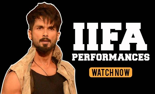 IIFA Awards 2015: Shahid's performance on Haider mashup will make you do headbang!