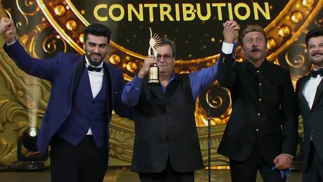 IIFA Moments: Touching tribute to Showman Subhash Ghai