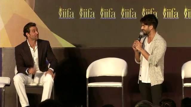 IIFA Press Conference: Part 2 – Shahid Kapoor