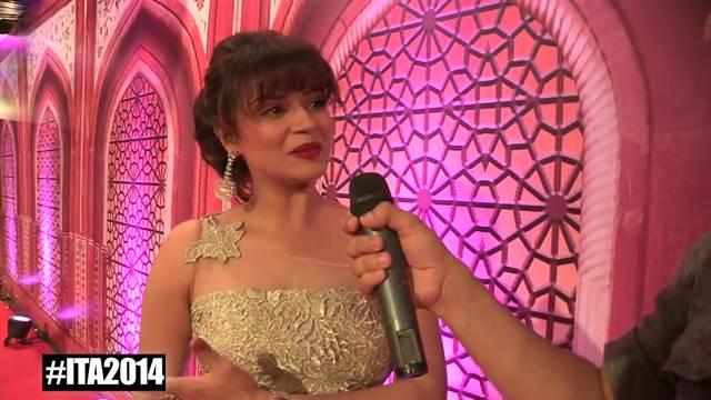 I'm rooting for myself!: Aashka Goradia #ITA2014