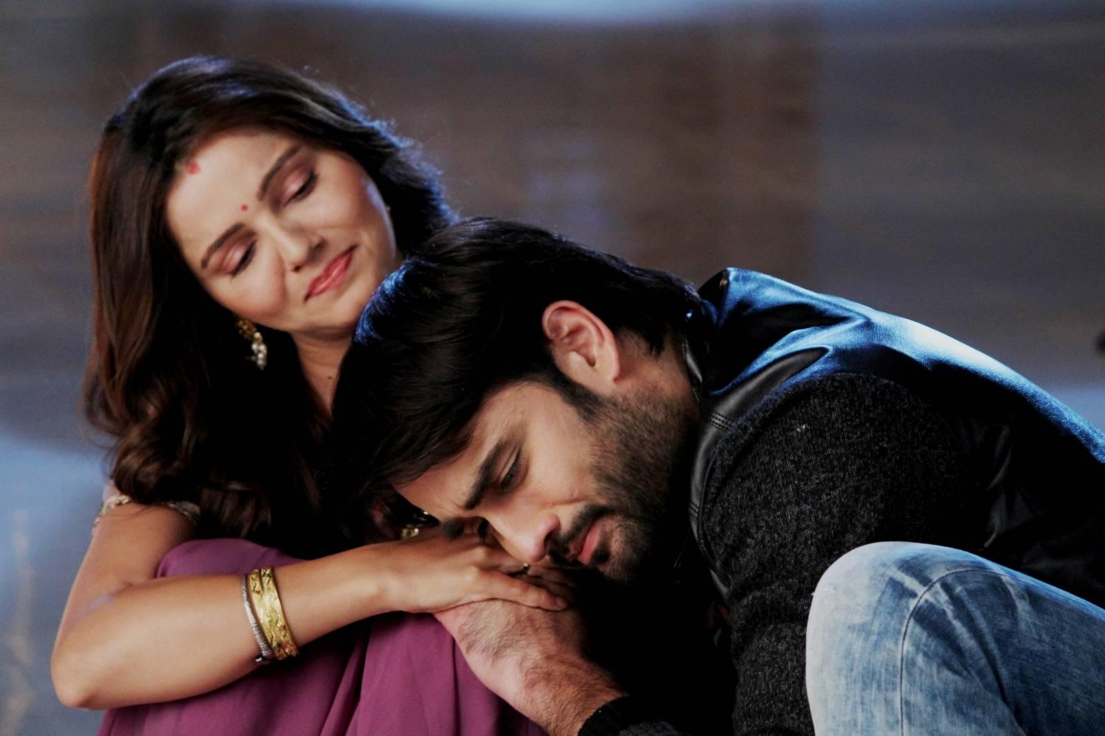 Shakti: Some precious moments of Soumya & Harman.