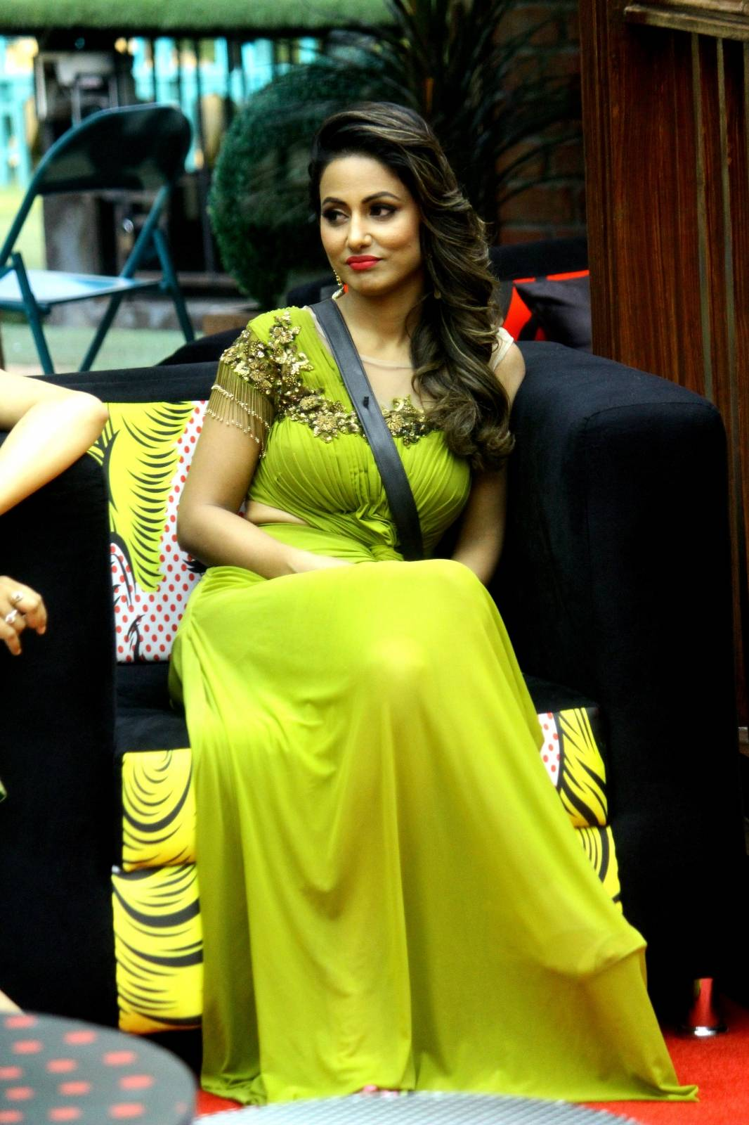 Bigg Boss 11: Time and again Hina Khan proves that she is a real style diva!