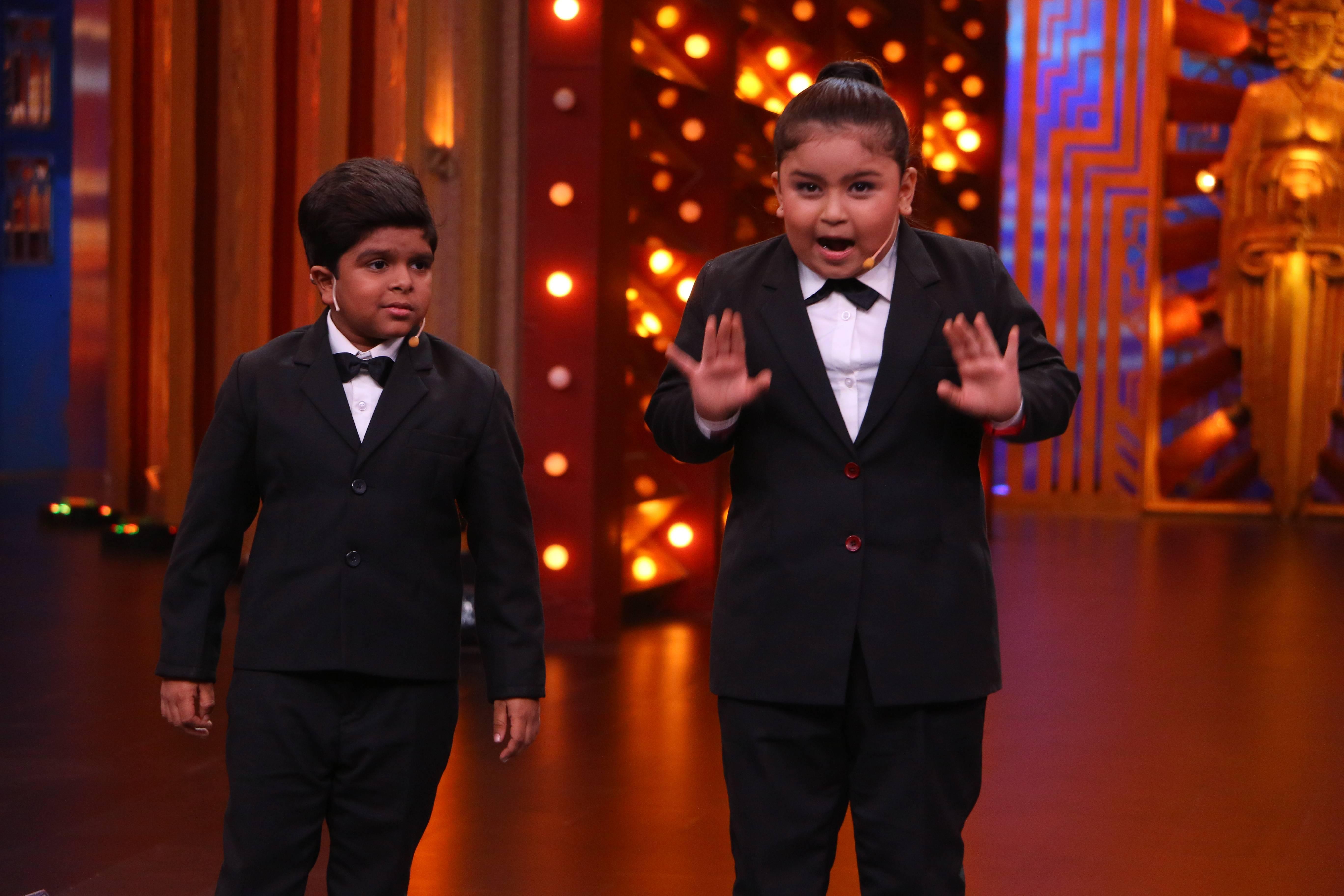 Sneak Peek: Be ready, 'Entertainment Ki Raat' will be a total dhamaal this weekend!