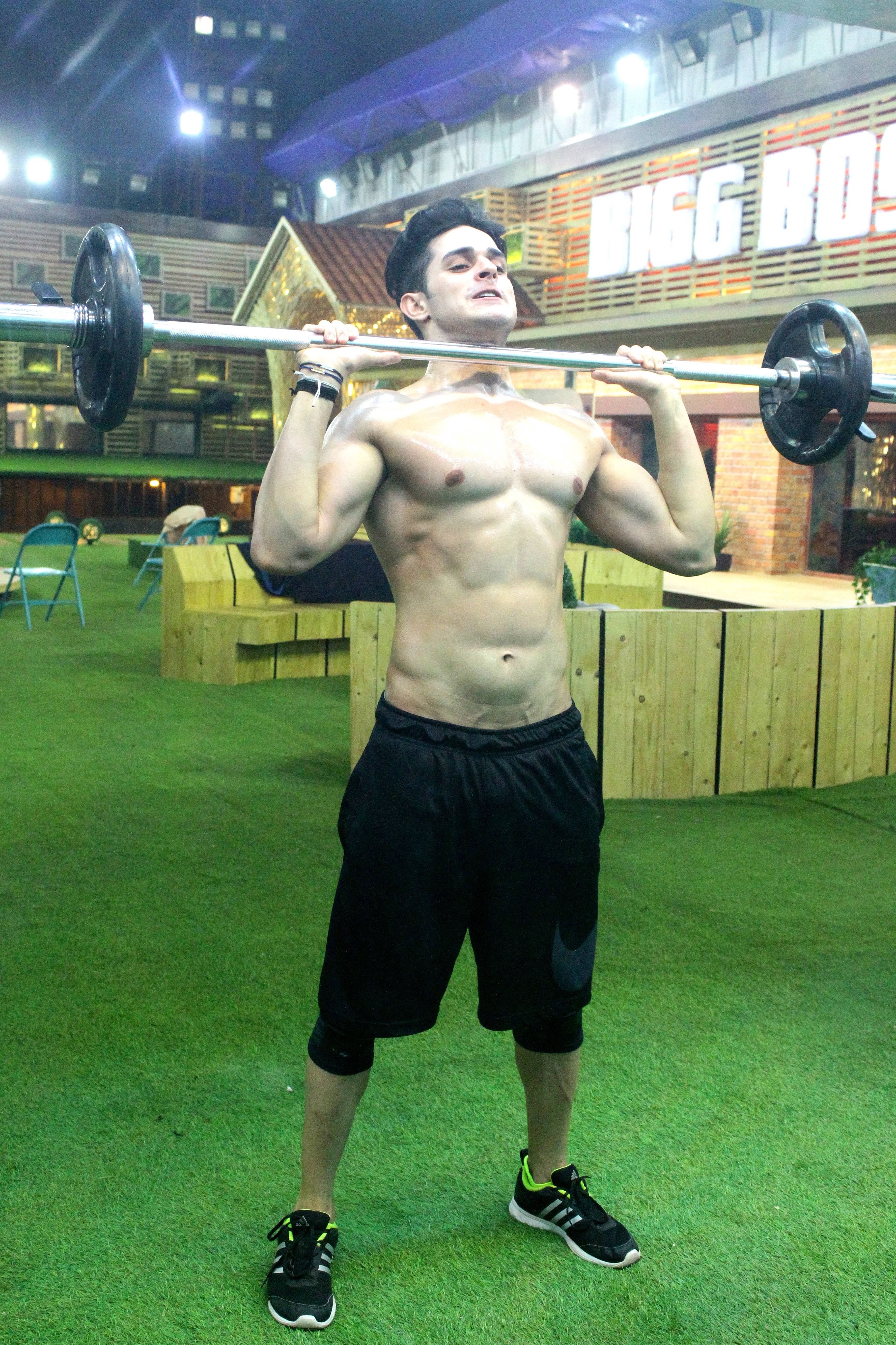 Times when the Bigg Boss housemates gave us fitness goals!