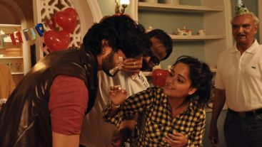 In Pics: Siddharth's birthday celebrations on set!
